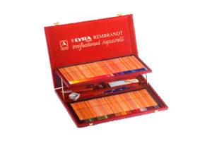 cassetta-in-legno-lyra-rembrandt-aquarell-cm48x32x4h-96-pastelli-assortiti